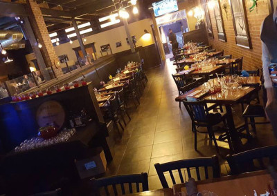2nd Annual Mezzo Grille Bourbon Dinner